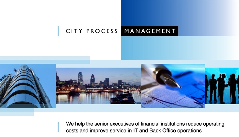 City Process Management